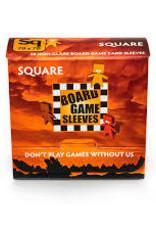 Board Game Sleeves: Non-Glare Square
