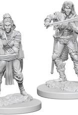 Pathfinder Mini's: Elf Female Bard