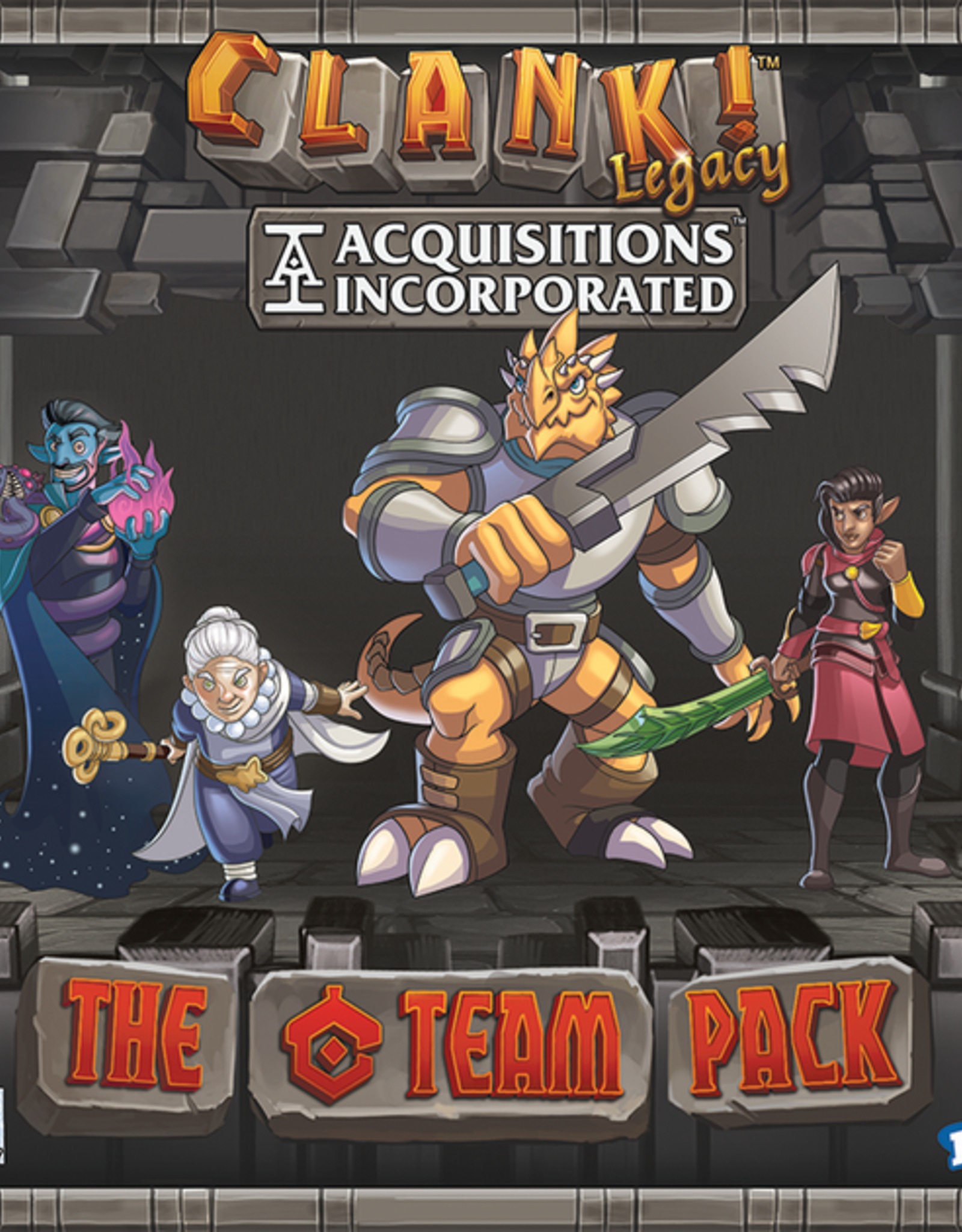 Clank! Legacy: Acquisitions Incorporated: The 'C' Team Pack