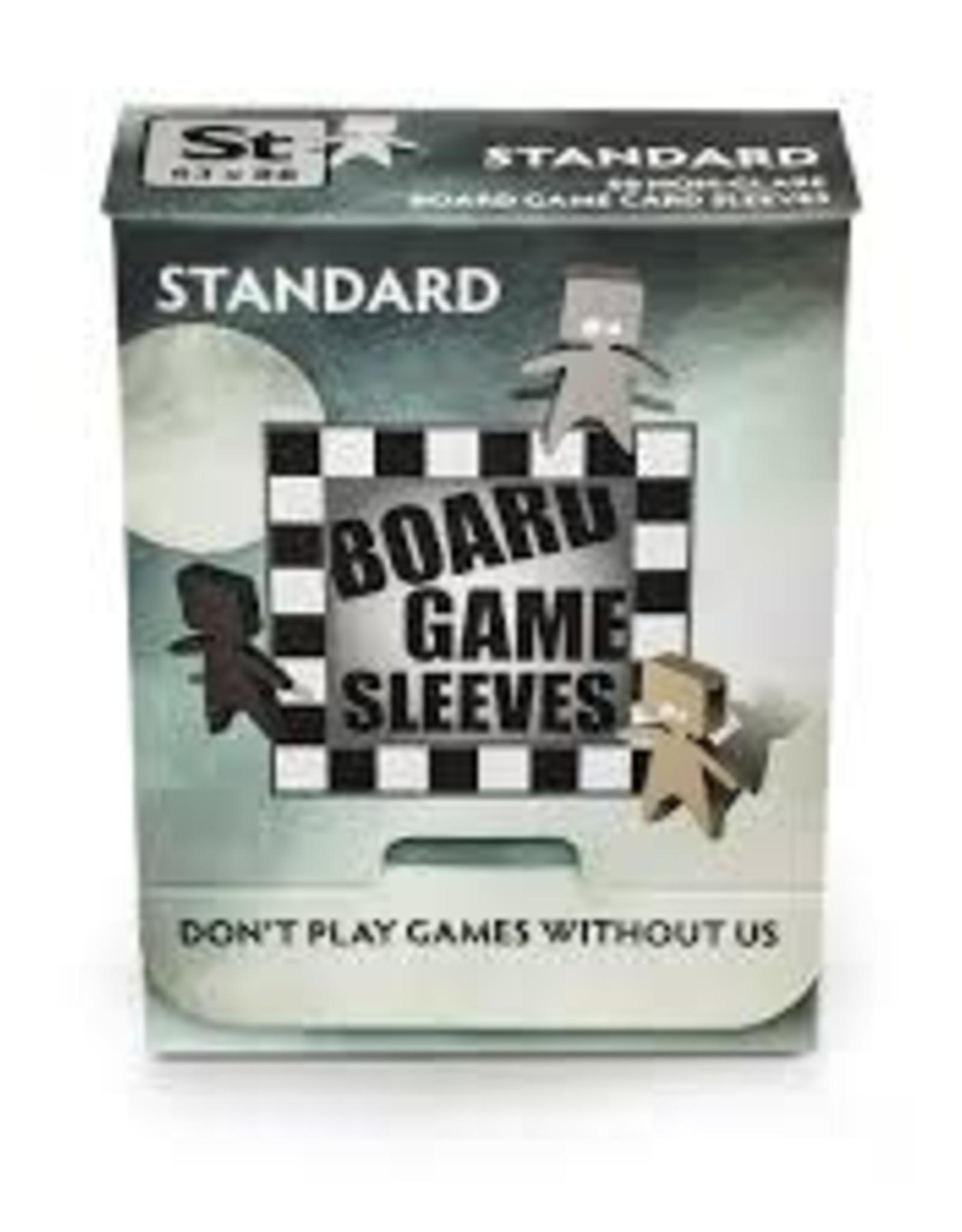Board Game Sleeves: Non-Glare Standard