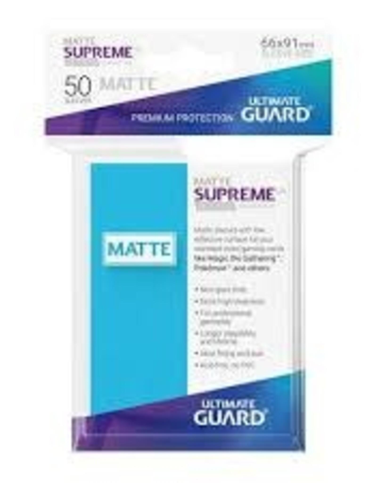 UX Standard 50ct Matte Light Blue