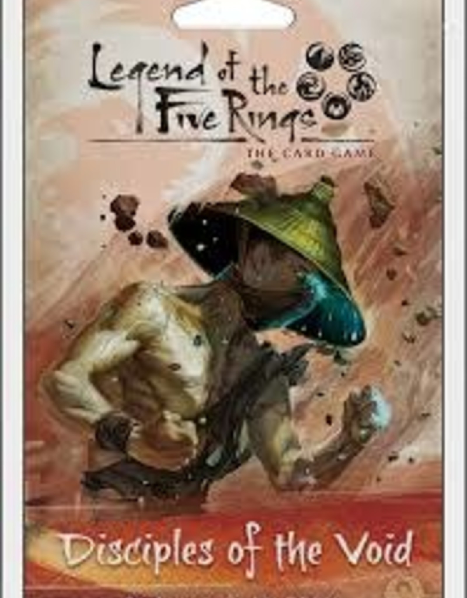 Legend of the Five Rings LCG: Disciples of the Void- Phoenix Clan Pack