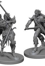 Pathfinder Mini's: Elf Male Fighter