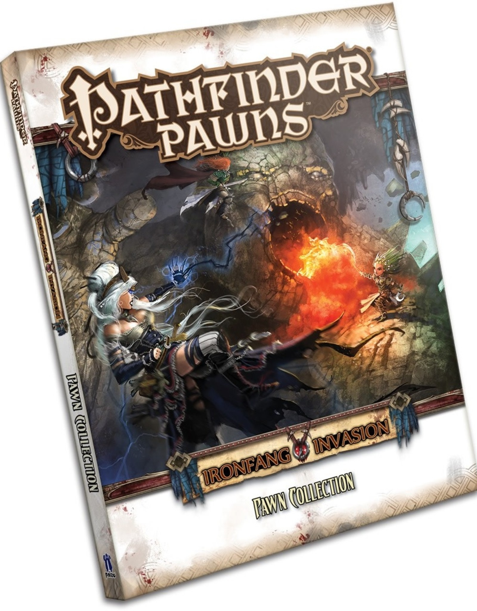 Pathfinder RPG: Pawns - The Ironfang Invasion Pawn Collection