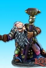 Bones Dwarf Cleric