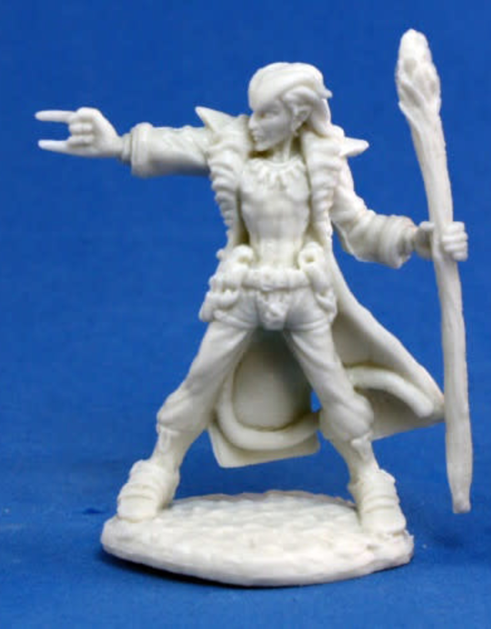 Bones Damien, Hellborn Wizard