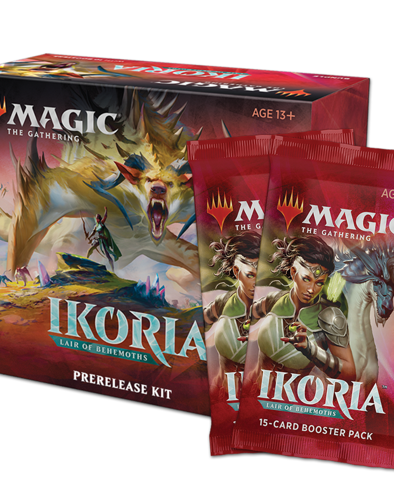 Ikoria: LoB Prelease Kit + 2 Packs