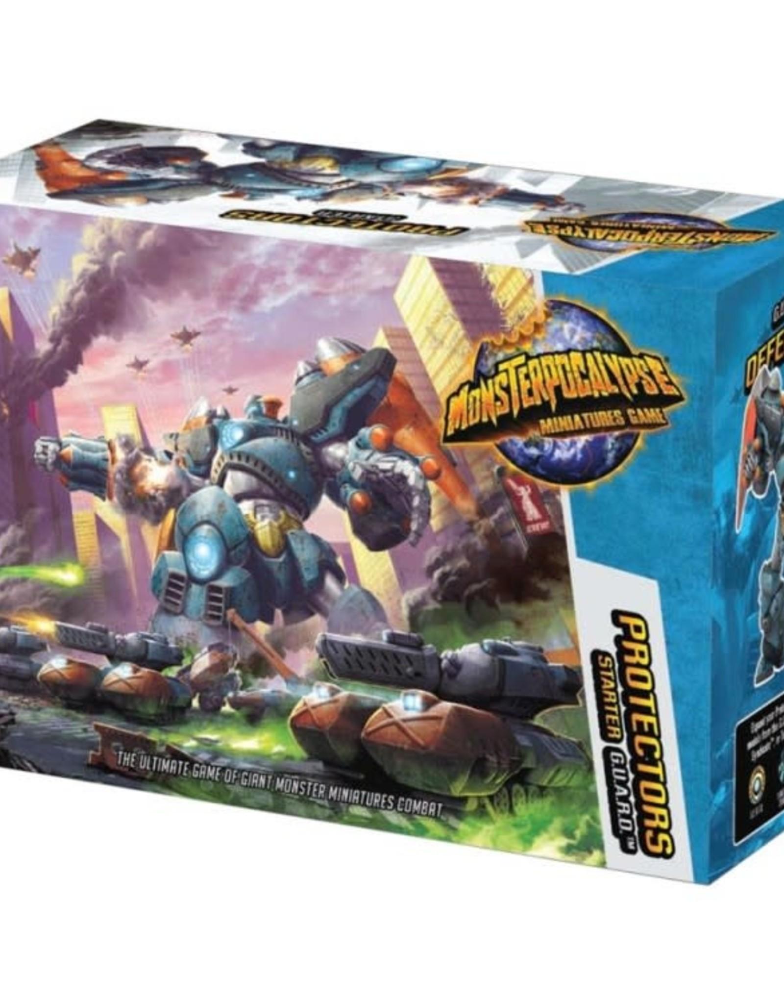 Monsterpocalypse Protectors
