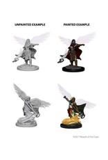 D&D Mini's: Premier Female Aasimar Wizard