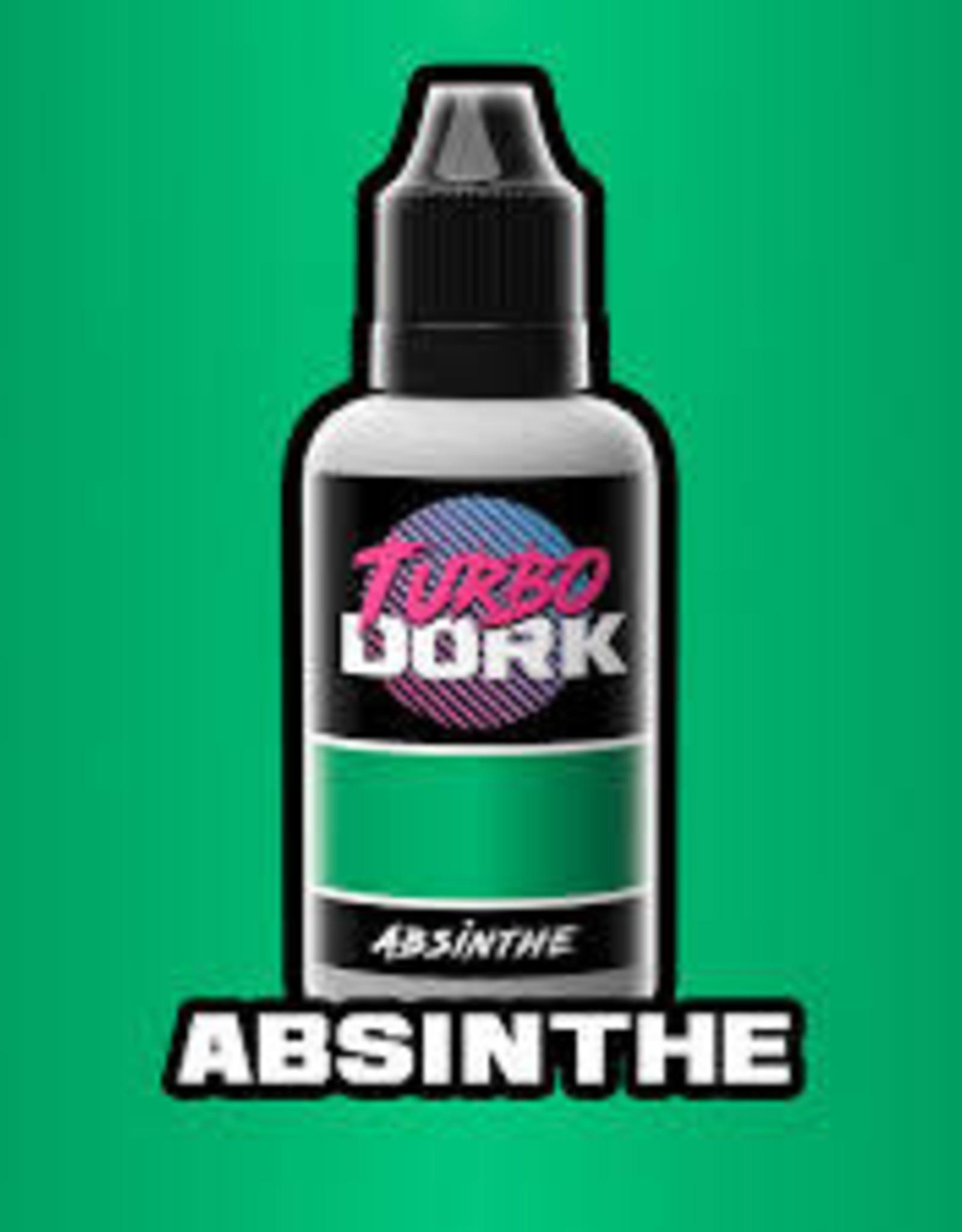 Absinthe Metallic Acrylic Paint