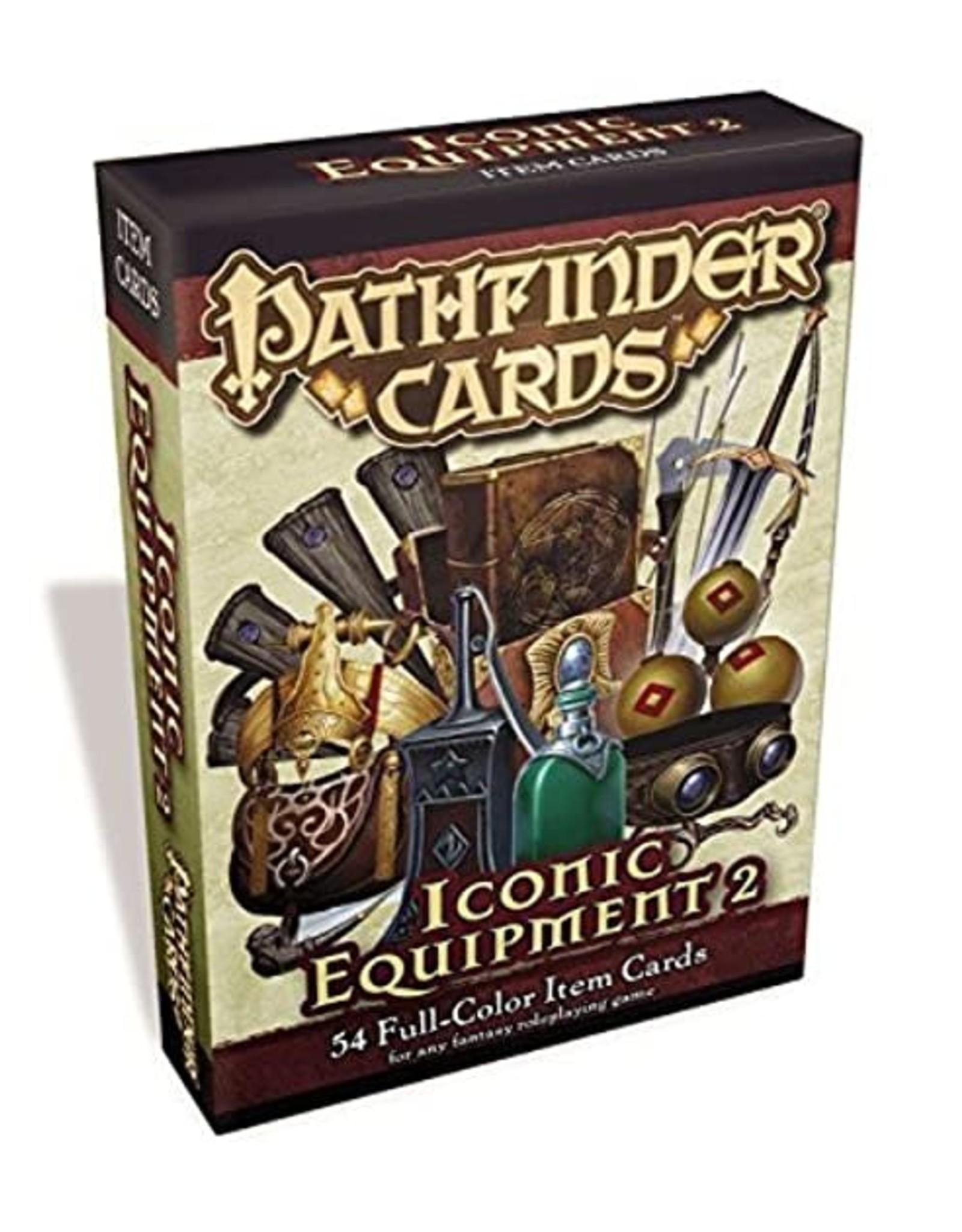 Pathfinder Item Cards - Iconic Equipment 2