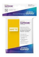 UX Standard 50ct Matte Yellow