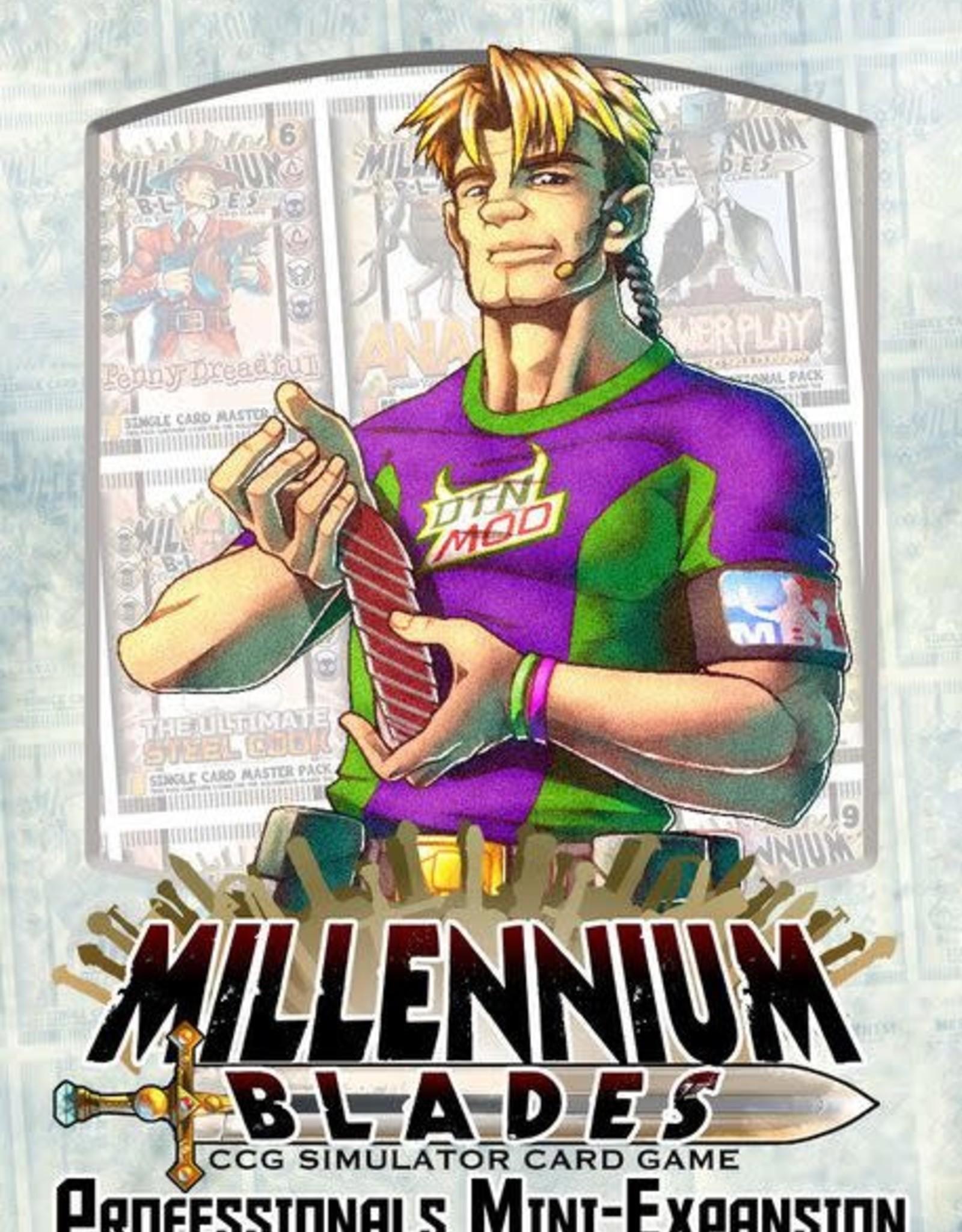 Millennium Blades: Professional Expansion