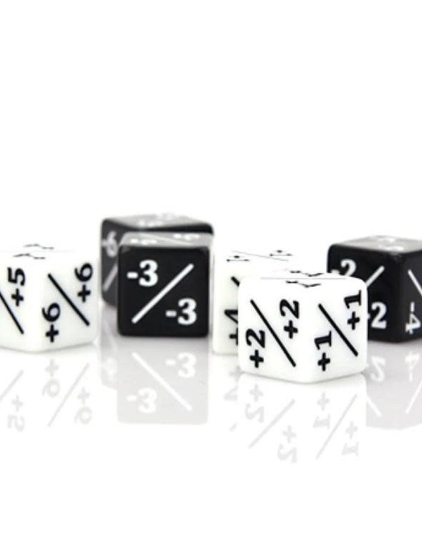Die Hard Dice Die Hard- Power/Toughness Counters