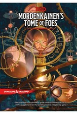 D&D 5th Edtion: Mordenkainen's Tome of Foes