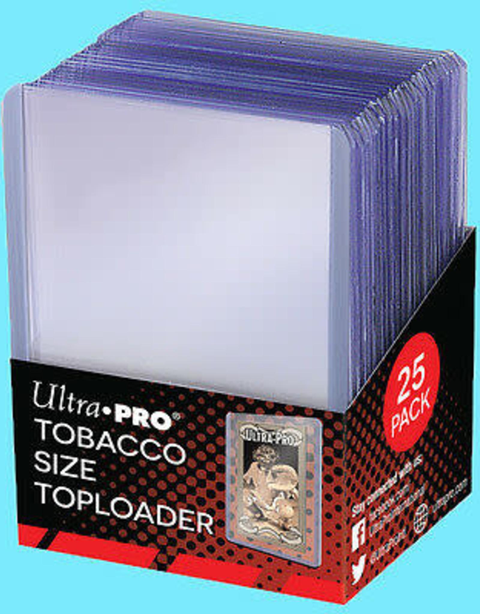 Tobacco Size Toploader
