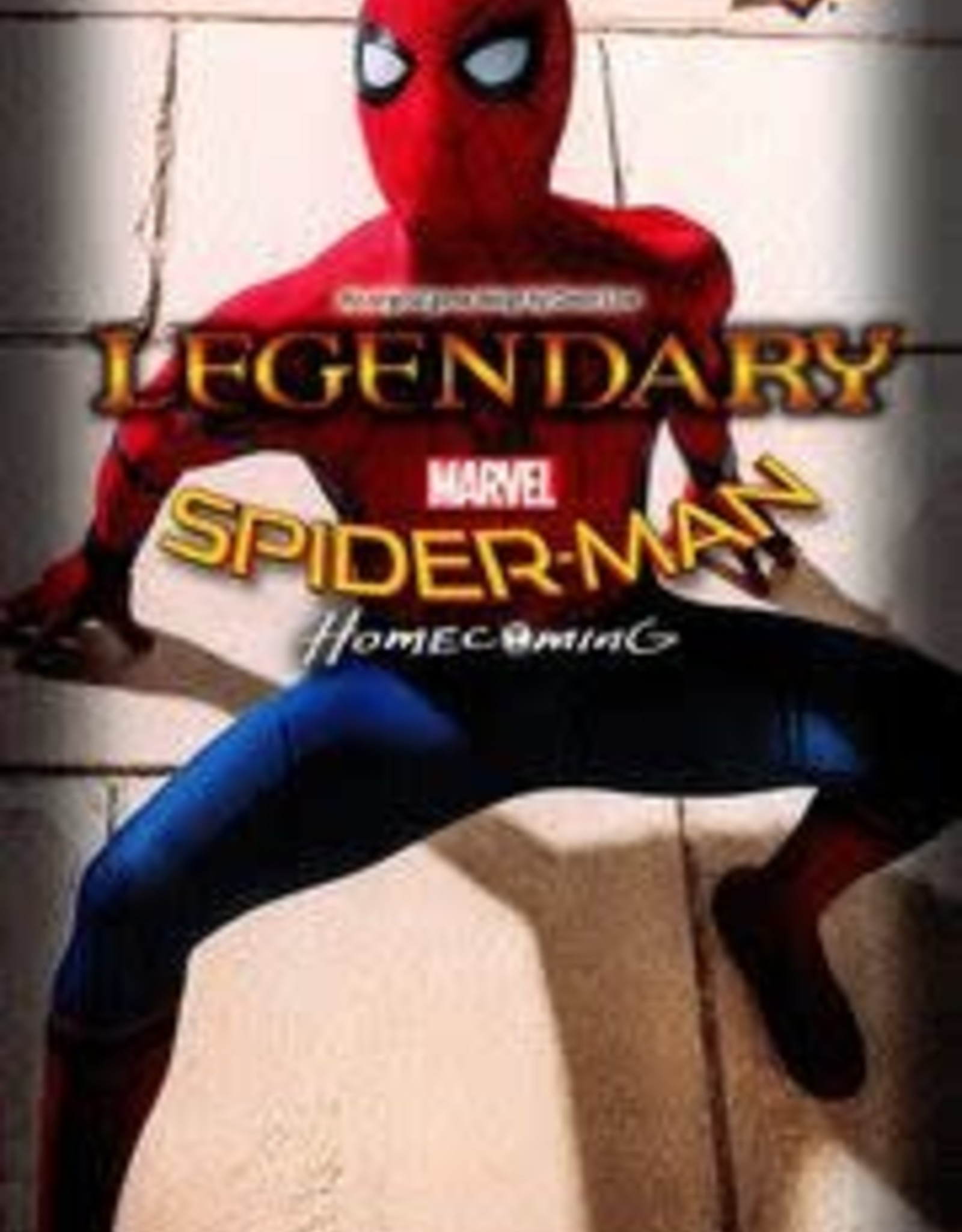 Legendary DBG: Spider-Man Homecoming Expansion