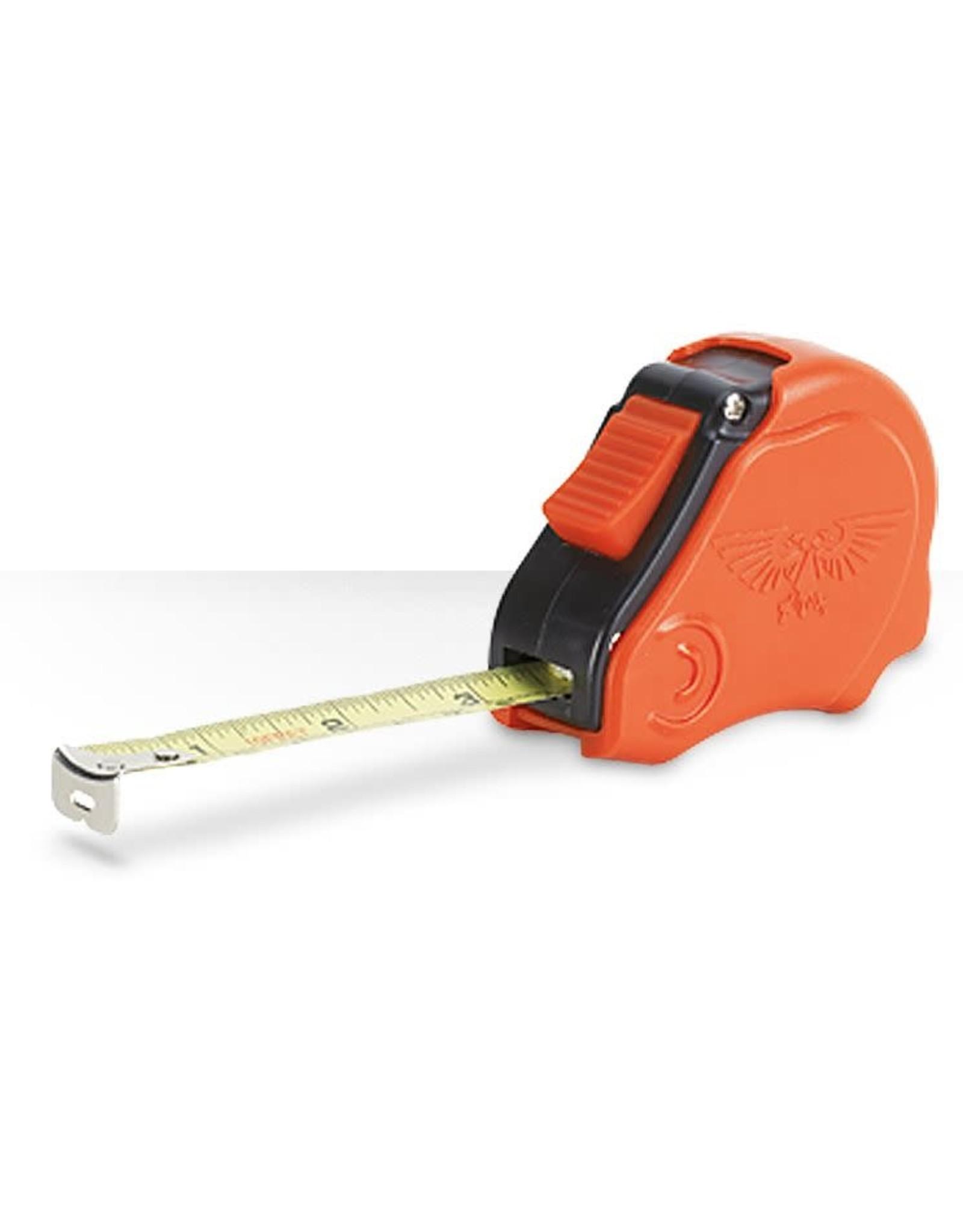 GW Tape Measure Red Orange