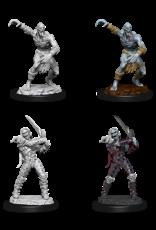D&D Mini's: Male Gnome Wizard