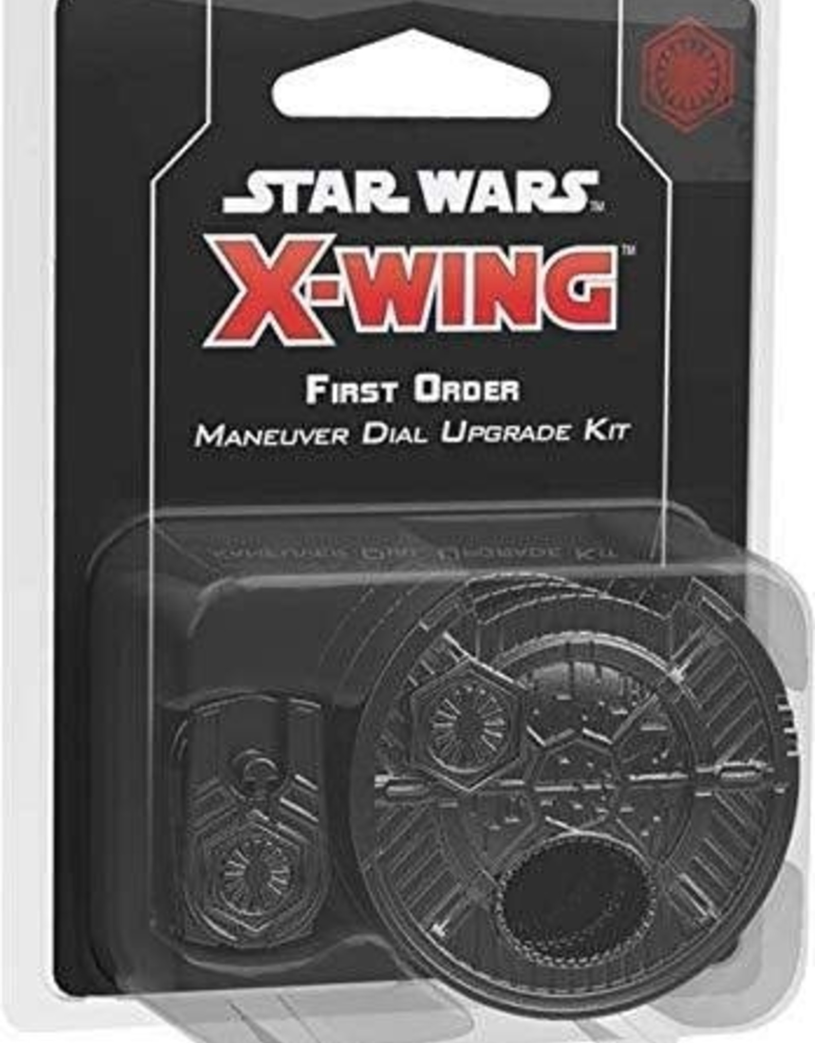 Star Wars X-Wing: 2nd Edition First Order Maneuver Dial Upgrade Kit