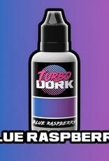 Blue Raspberry Colorshift Acrylic Paint