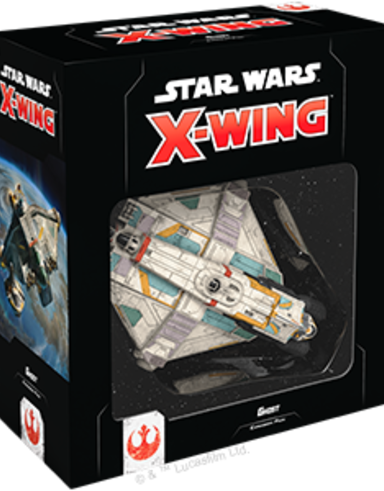 Star Wars X-Wing: Ghost Expansion