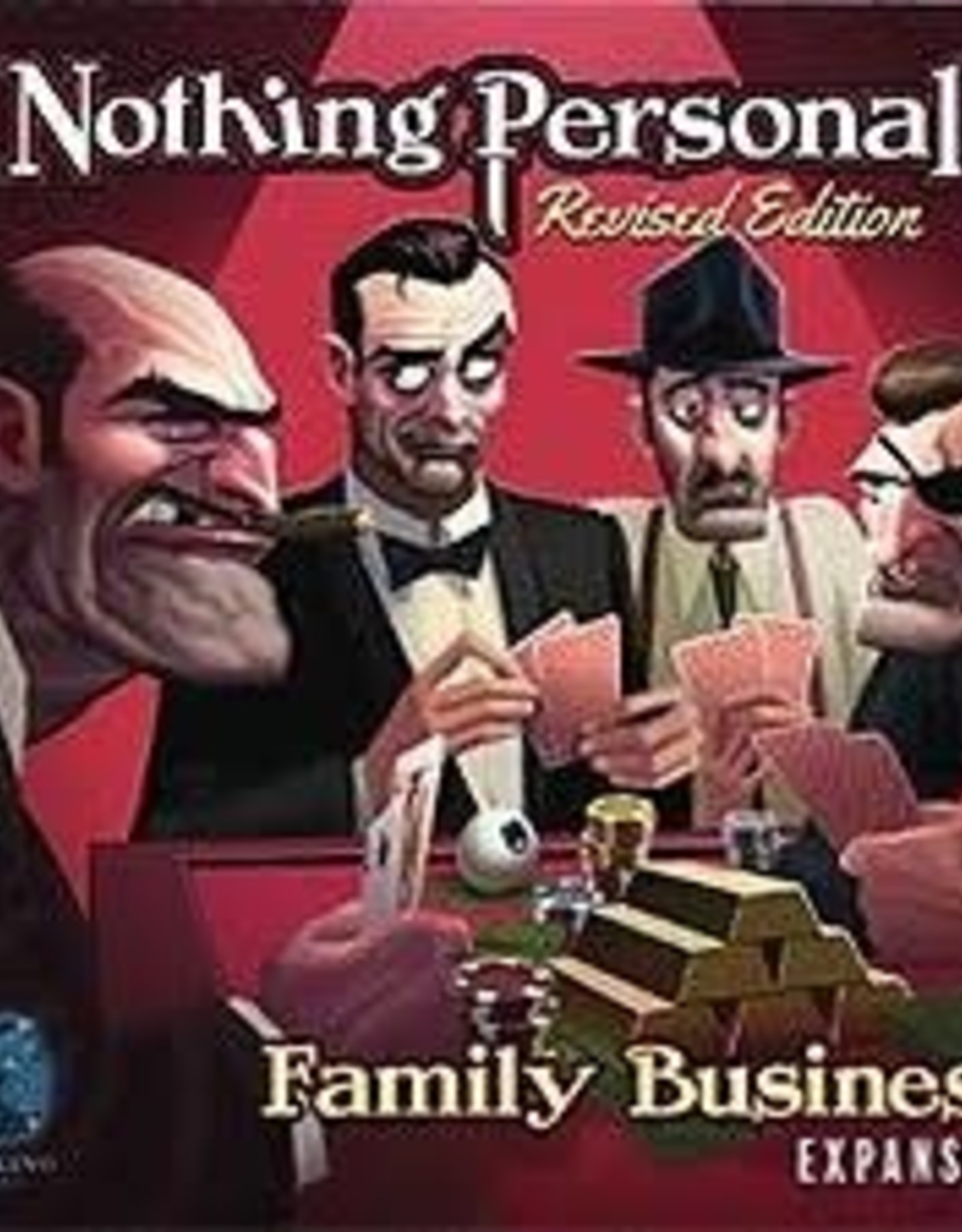 Nothing Personal Family Business