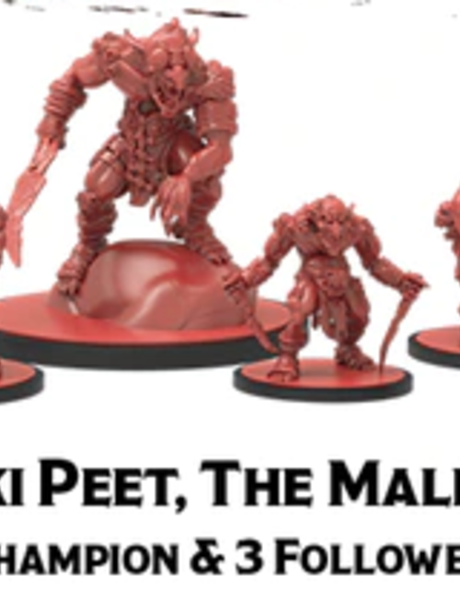 Guild Ball: Sneaky Peet, the Maligned