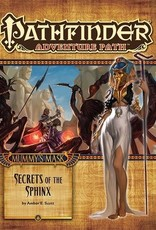 Pathfinder: 082 Mummy's Mask - Secrets/Sphinx