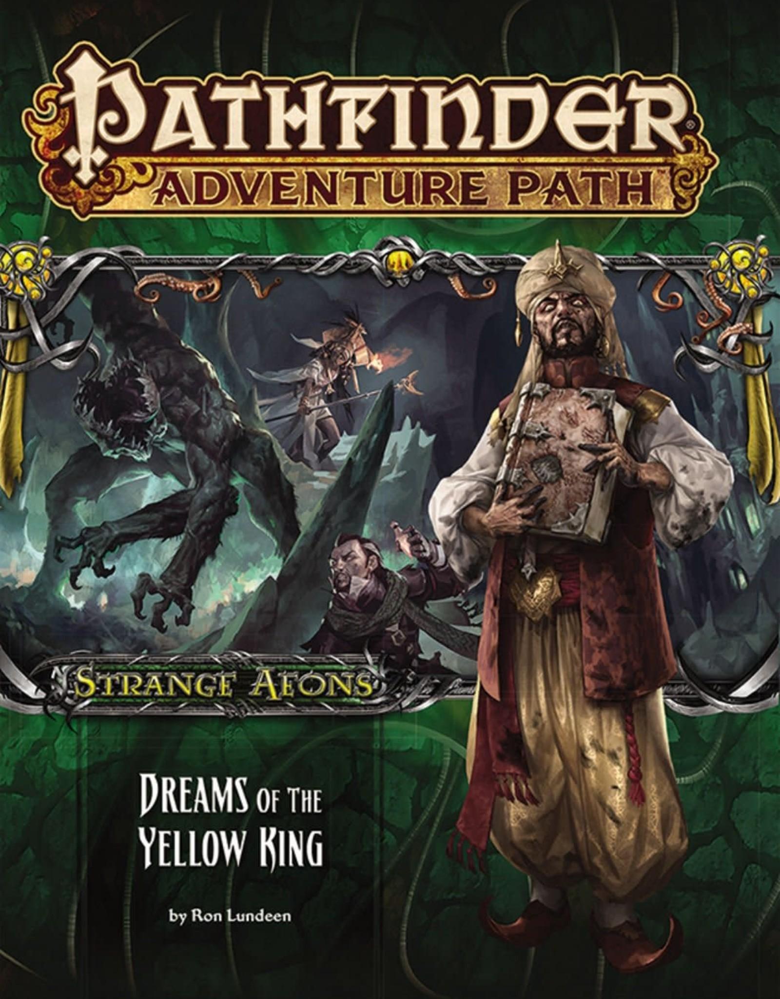 Pathfinder: 111 Strange Aeons - Dreams/Yellow King