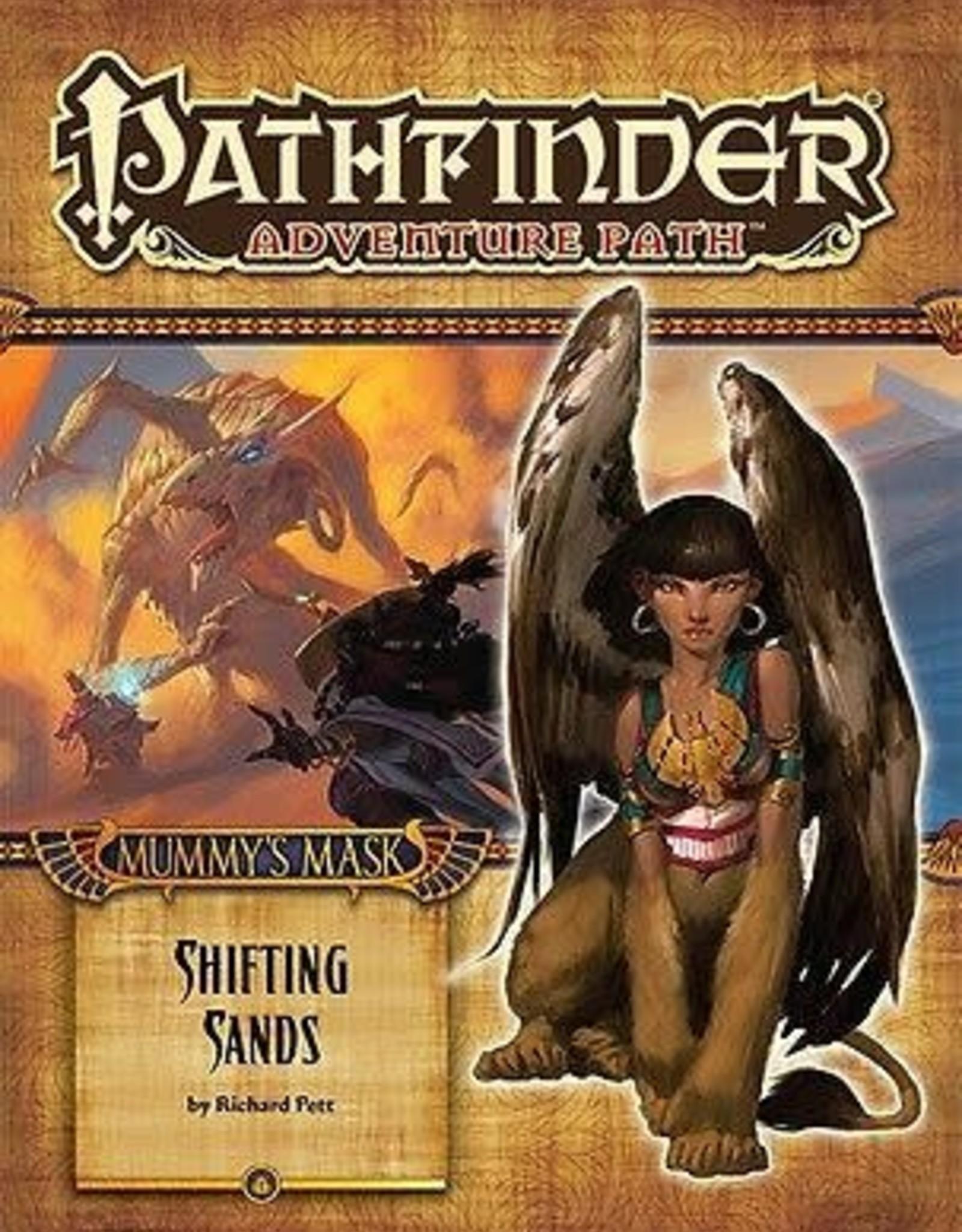 Pathfinder: 081 Mummy's Mask - Shifting Sands