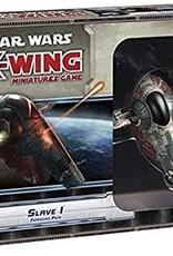 Star Wars X-Wing: Slave I