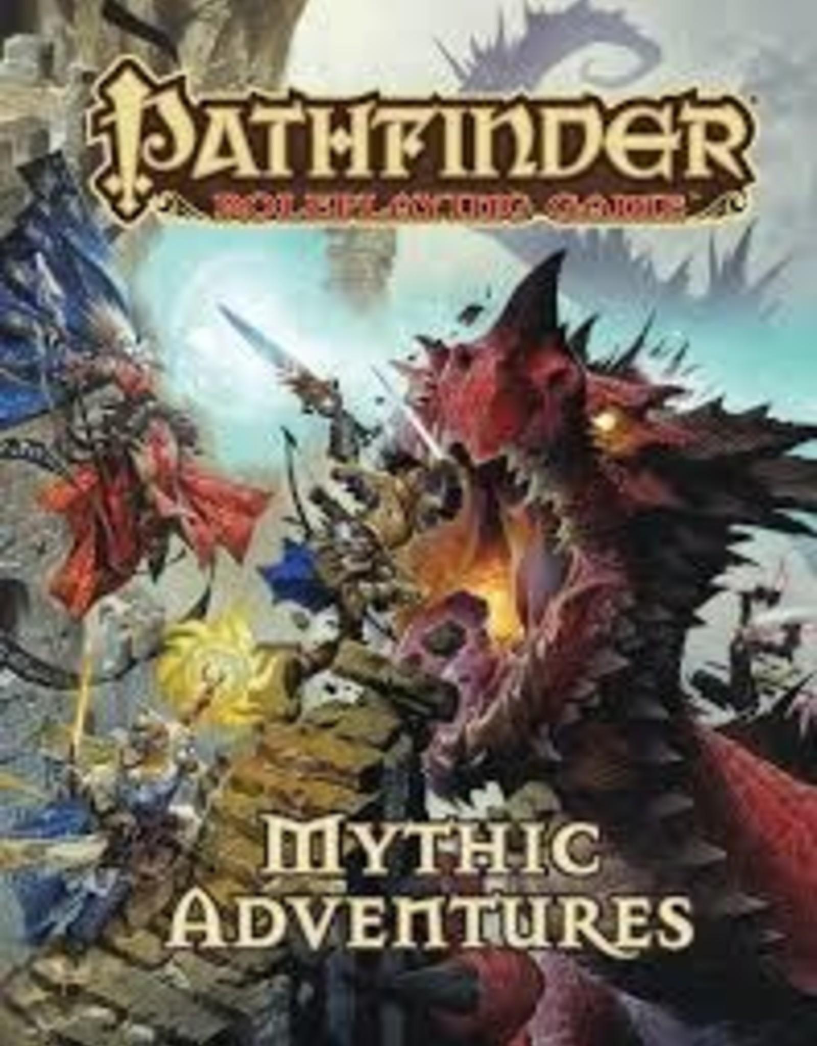 Pathfinder Mythic Adventures