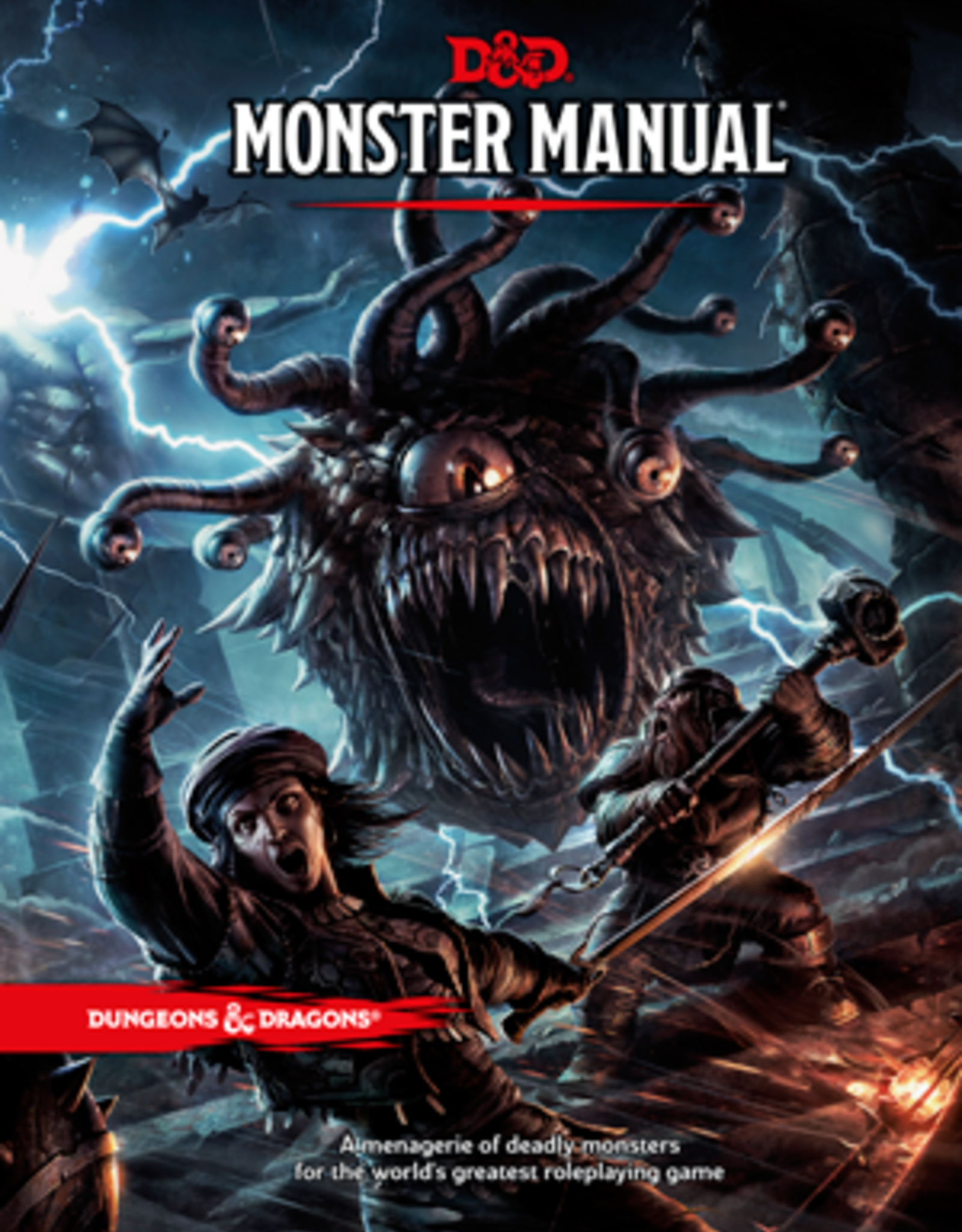 D&D 5th Edition: Monster Manual