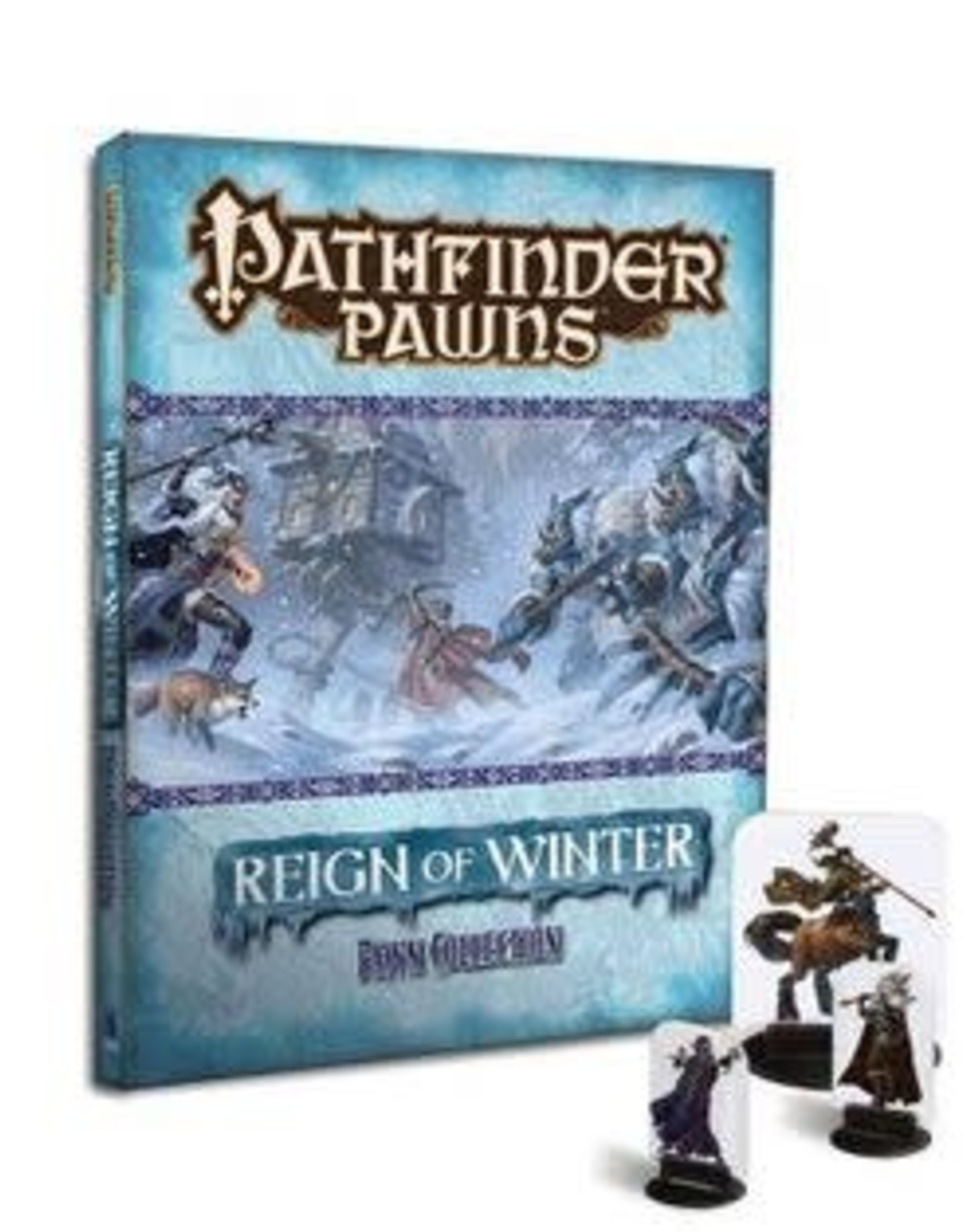Pathfinder Reign of Winter Pawn Collection