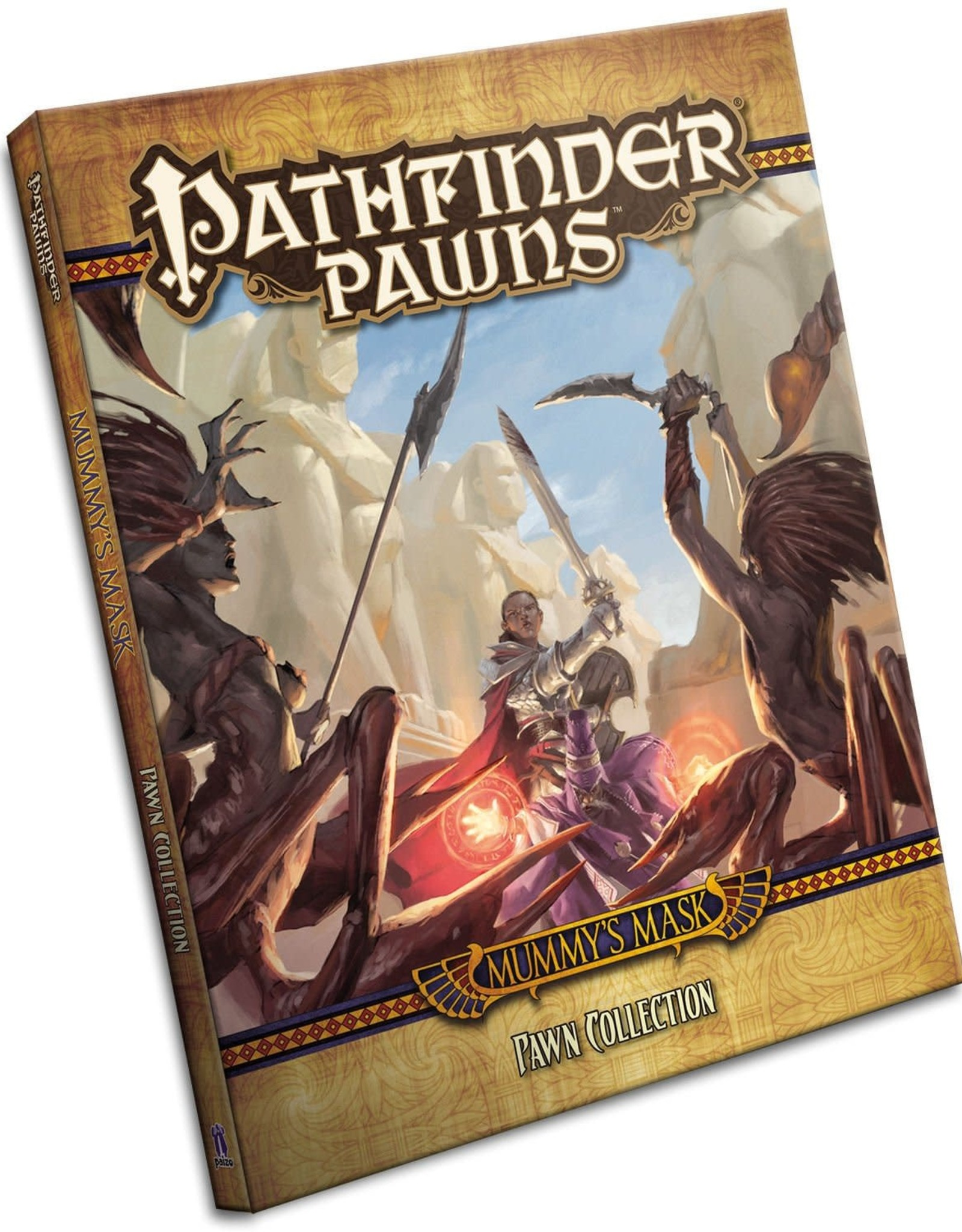 Pathfinder Mummy's Mask Pawn Collection