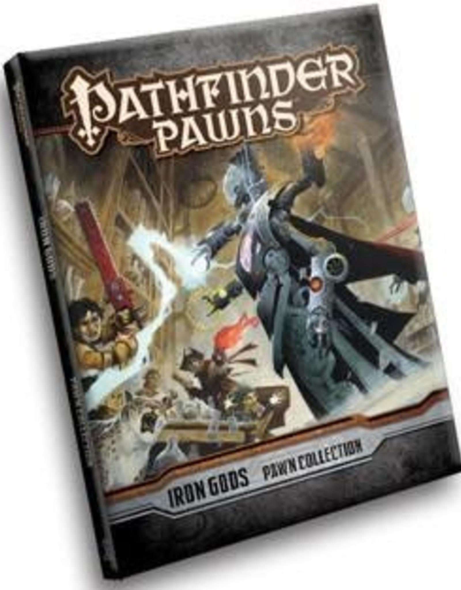 Pathfinder Iron Gods Pawn Collection