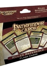 Pathfinder Rules Reference Flash Cards Double Deck