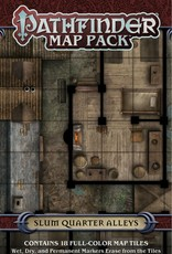 Pathfinder Map Pack - Slum Quarter Alleys