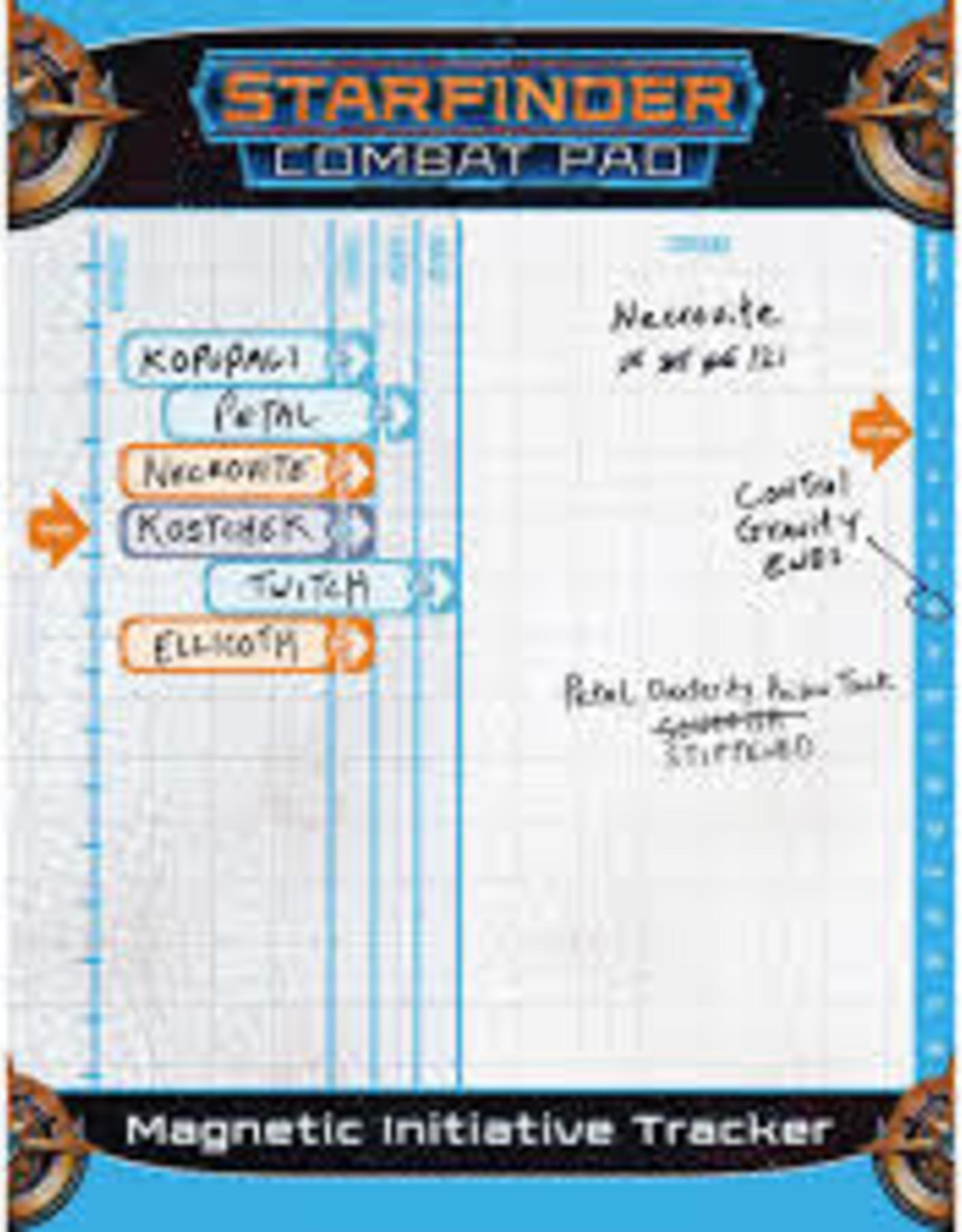 Starfinder RPG: Combat Pad