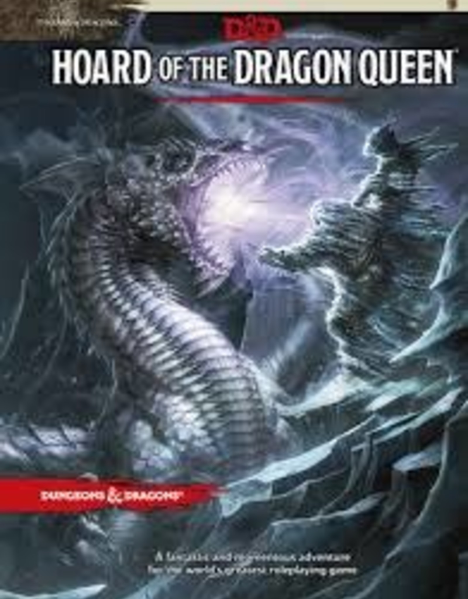 D&D 5th Edition: Tyranny of Dragons - Hoard of the Dragon Queen