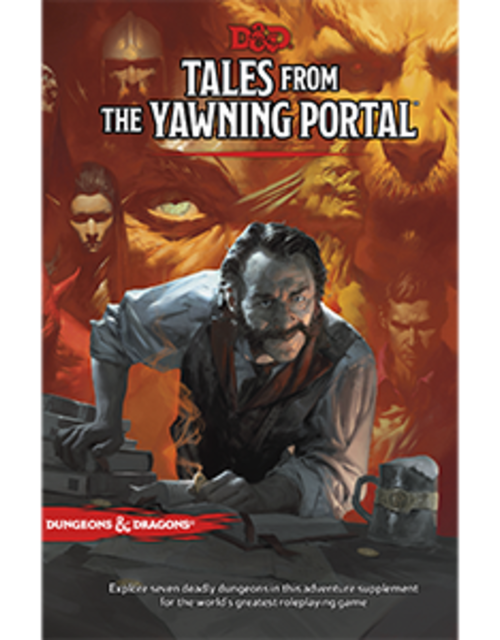 D&D 5th Edition: Tales from the Yawning Portal