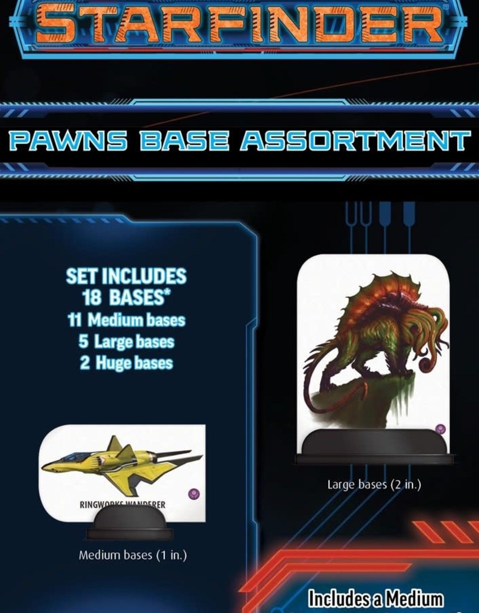 Starfinder RPG Pawns: Base Assortment