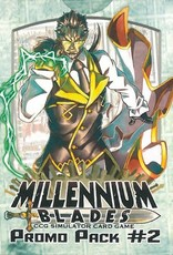 Millenium Blades: Sponsors Expansion