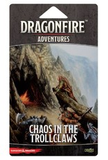 D&D Dragonfire adventure pack Chaos in the trollclaws