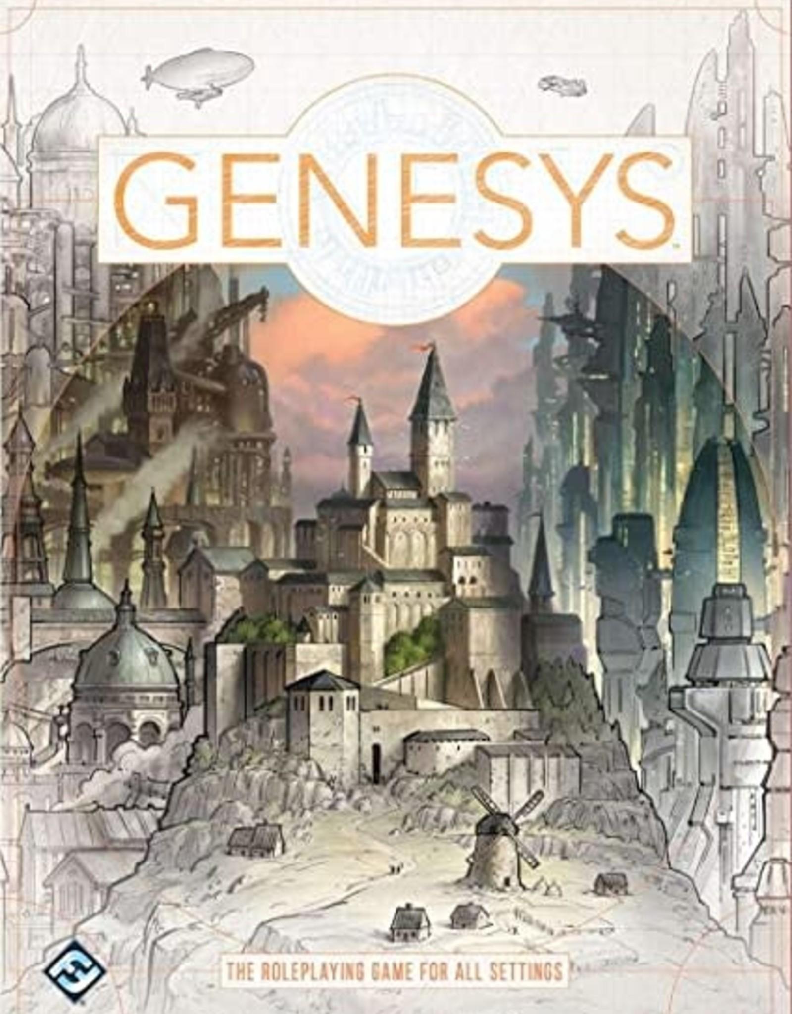 Genesys RPG: Core Rulebook