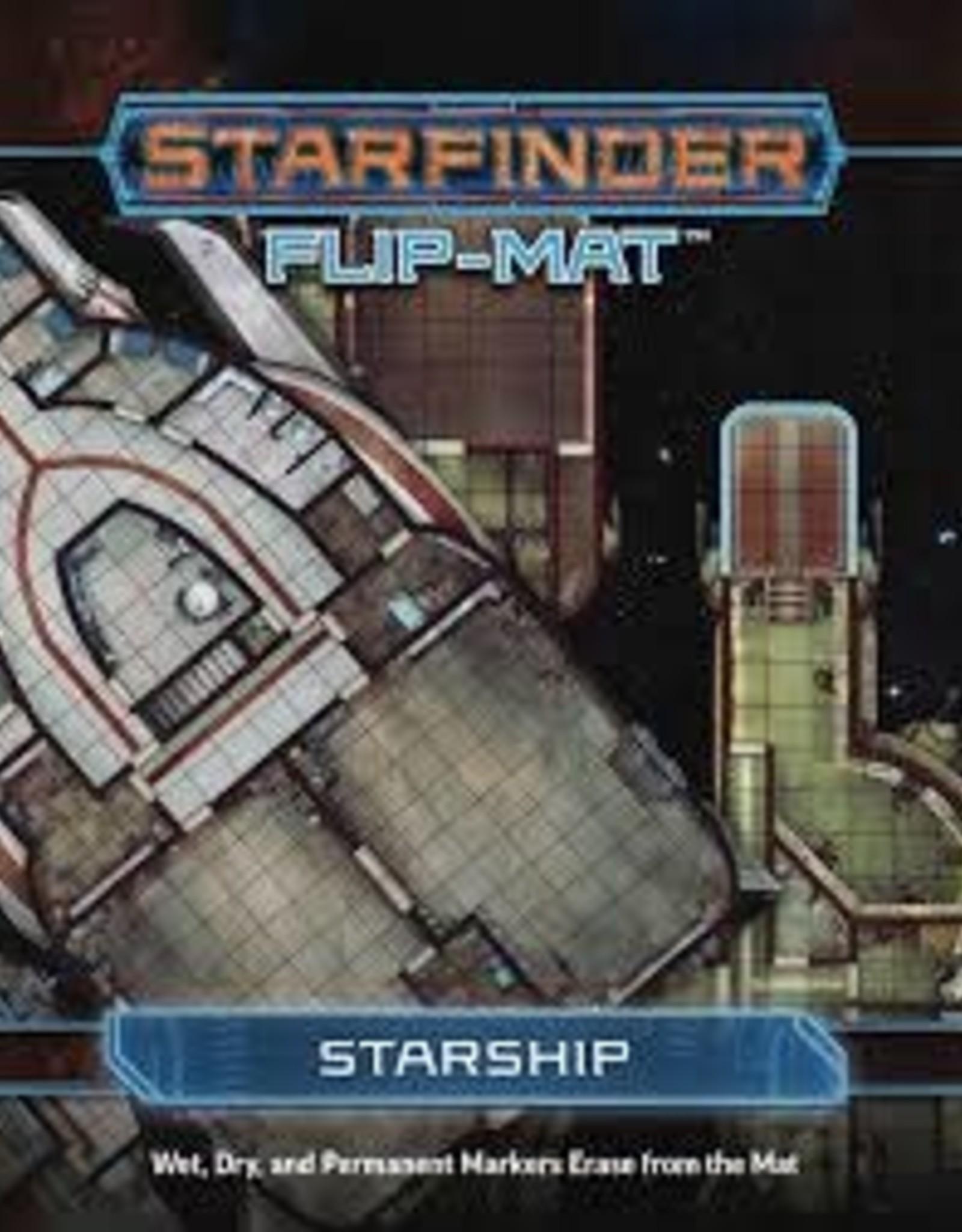 Starfinder RPG: Starship Flip-Mat