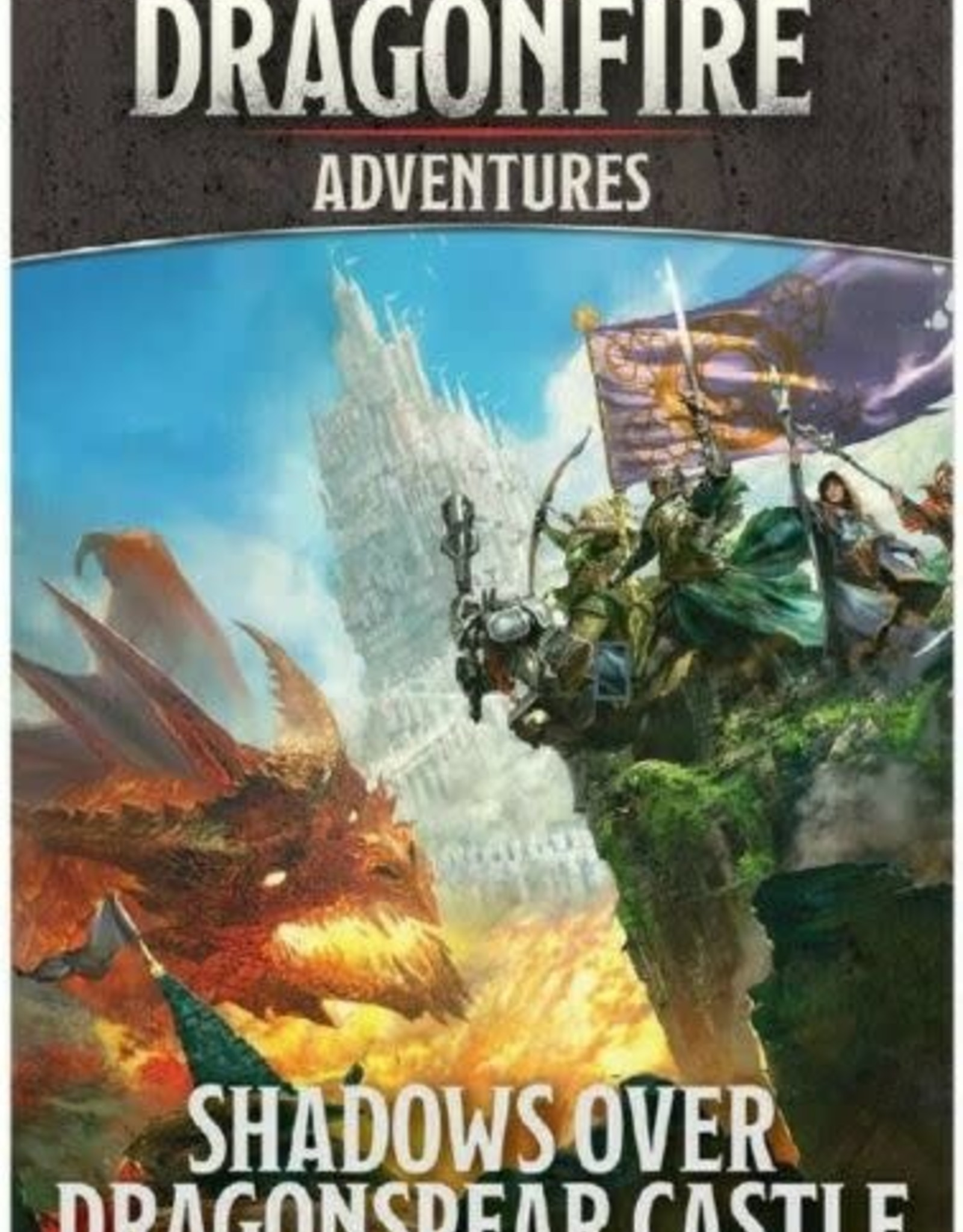 D&D Dragonfire DBG- Adventures - Dragonspear Castle