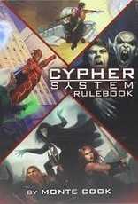Cypher System RPG: Core Rulebook Hardcover