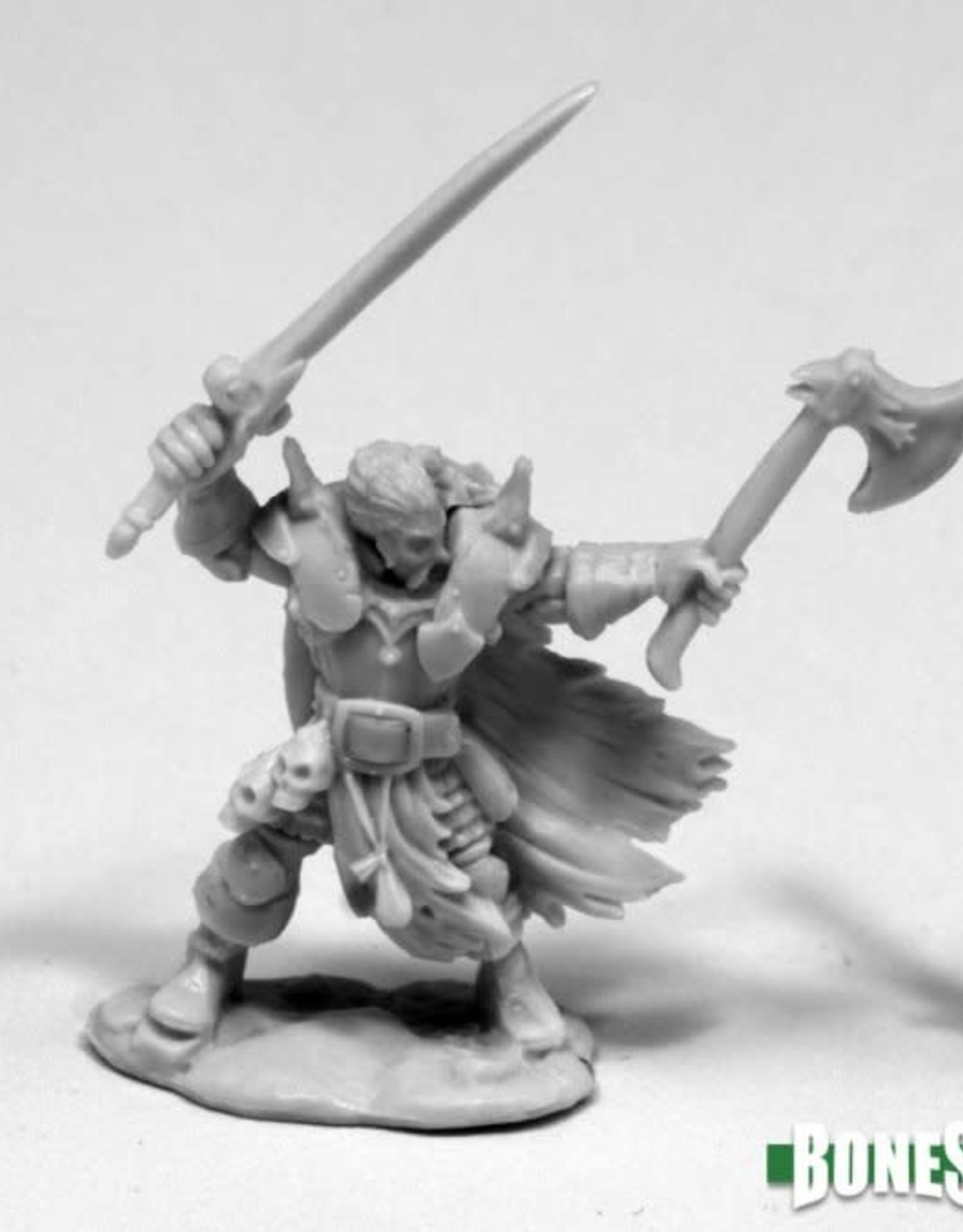 Bones Boris Mingla, Evil Warlord